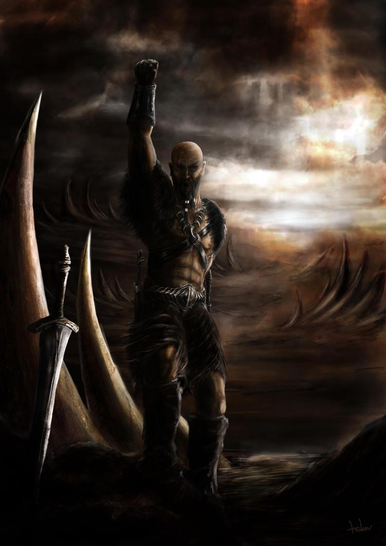 Barbarian by tskov