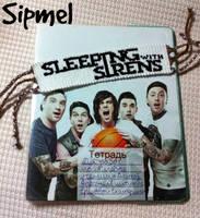 Sleeping With Sirens Friendship Bracelet