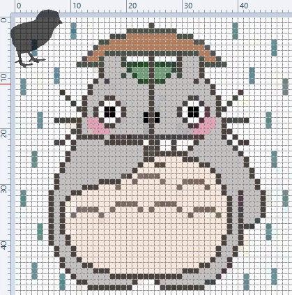 Tonari no Totoro by Simpelway