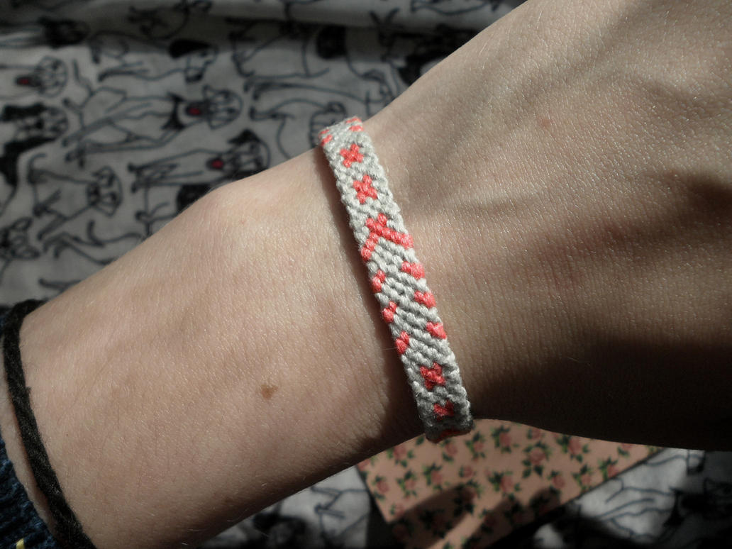 Friendship Bracelet by Simpelway