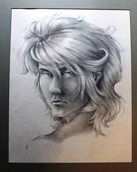 Portrait of Ezra Scythur