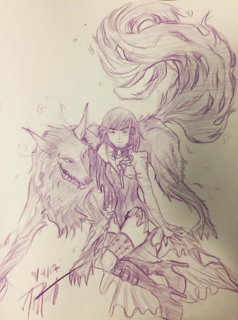 Pet by Jujirae
