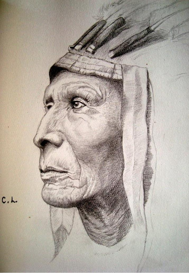 NATIVE AMERICAN by LukaCakic