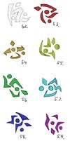 Symbol Compilation 52-61