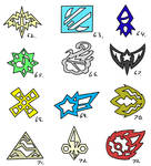 Symbol Compilation 62-73