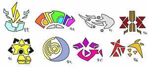 Symbol Compilation (89-96)