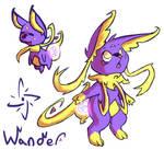 Char:: Wander Aeon