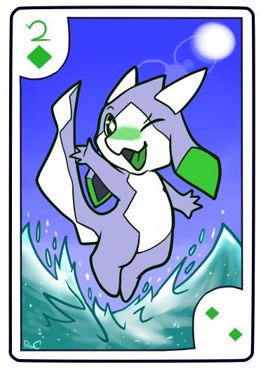 CardSharks:: 2 of Diamonds [N/A]