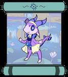 Scrollvgon:: 2nd Wavy Horns [Open]