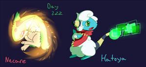 Daily Pic Day 322 - Team Lunarfox