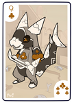 CardSharks:: 9 of Clubs [Closed]