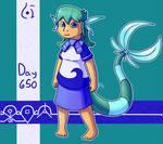 Daily Pic Day 650 - Aerisa