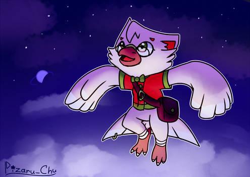 Rikuun:: Nightly Flight