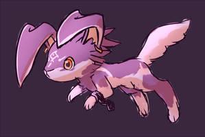 Bunwolf by RaoKurai