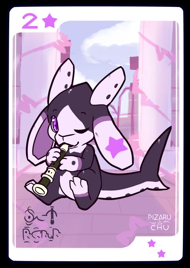 2 of Stars ~ Soft Recorder [Closed]