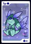 6 of Spades ~ Azure Lotus [Closed]