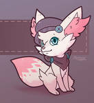 Comm: Pink Fox