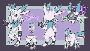 Comm: Lalinne Reference