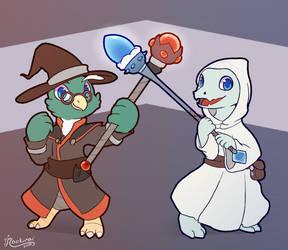 Comm: Magic Companions