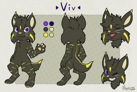 Comm: VIVid Lynx