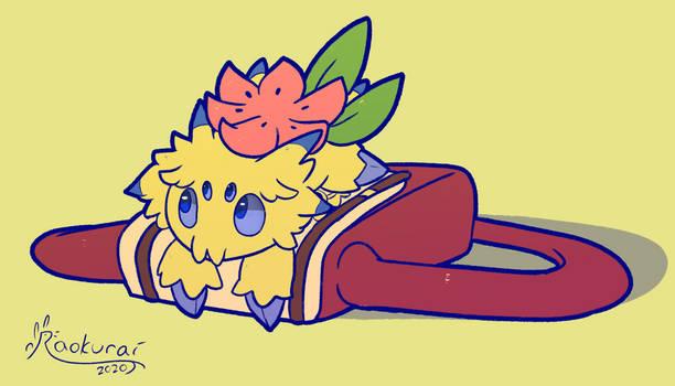 Comm: Flower Mite