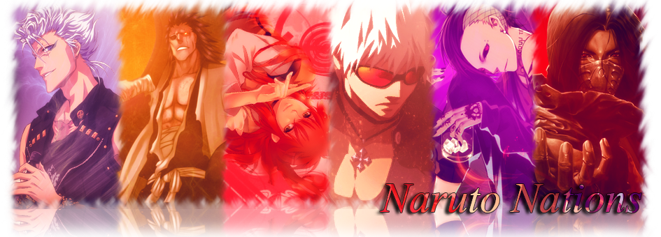 Naruto Nations