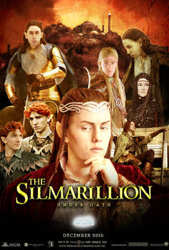 The Silmarillion Movie Poster