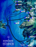 Expansion of Numenor by the sea
