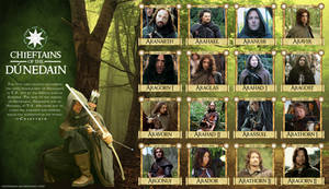Chieftains of the Dunedain