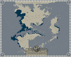 Influence of Numenor in the early Third Age