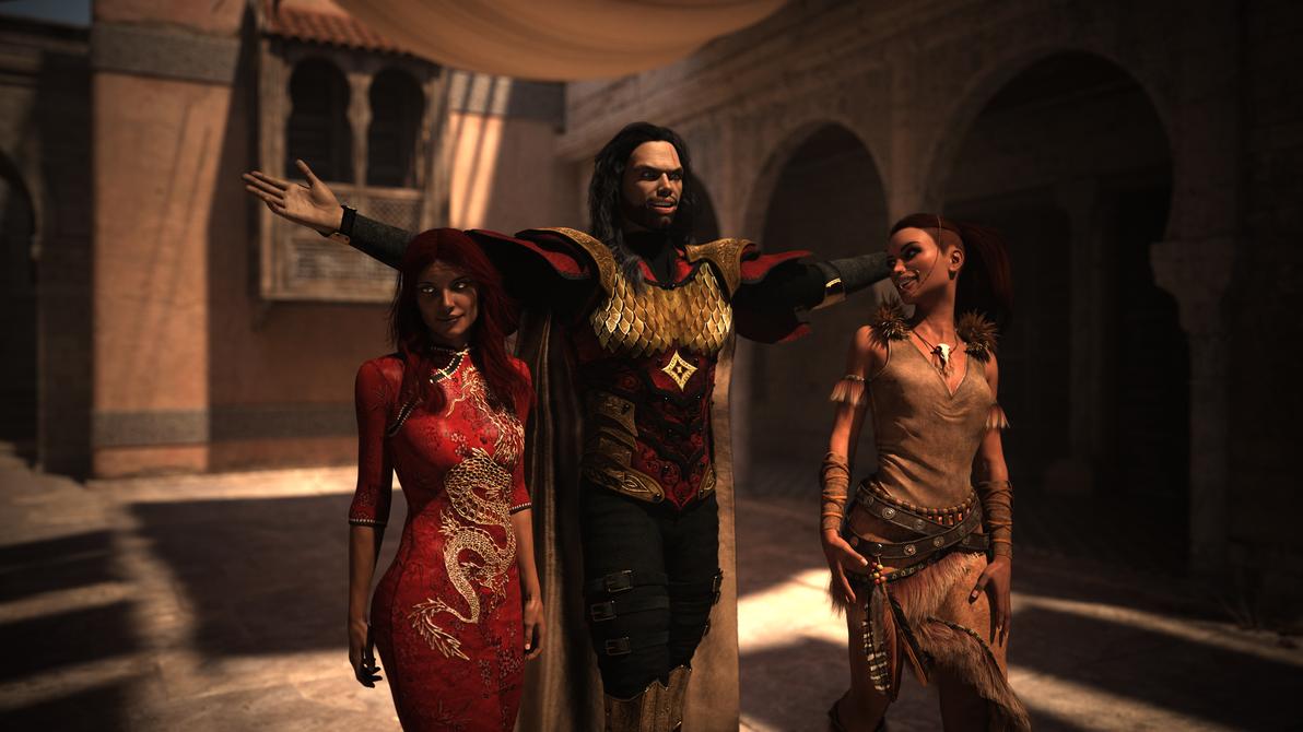 Rhun royalty by enanoakd