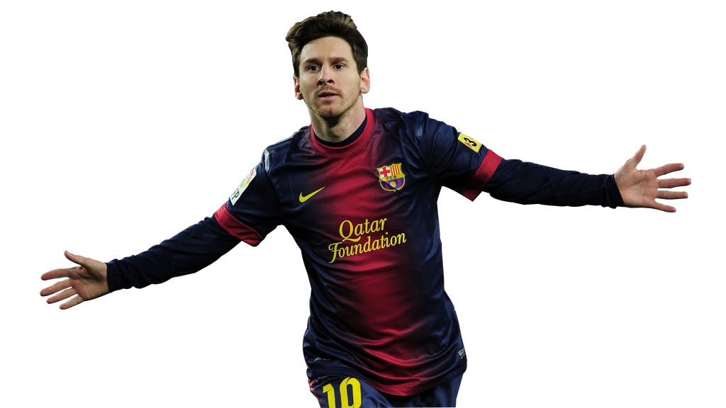 messi png by mina0127