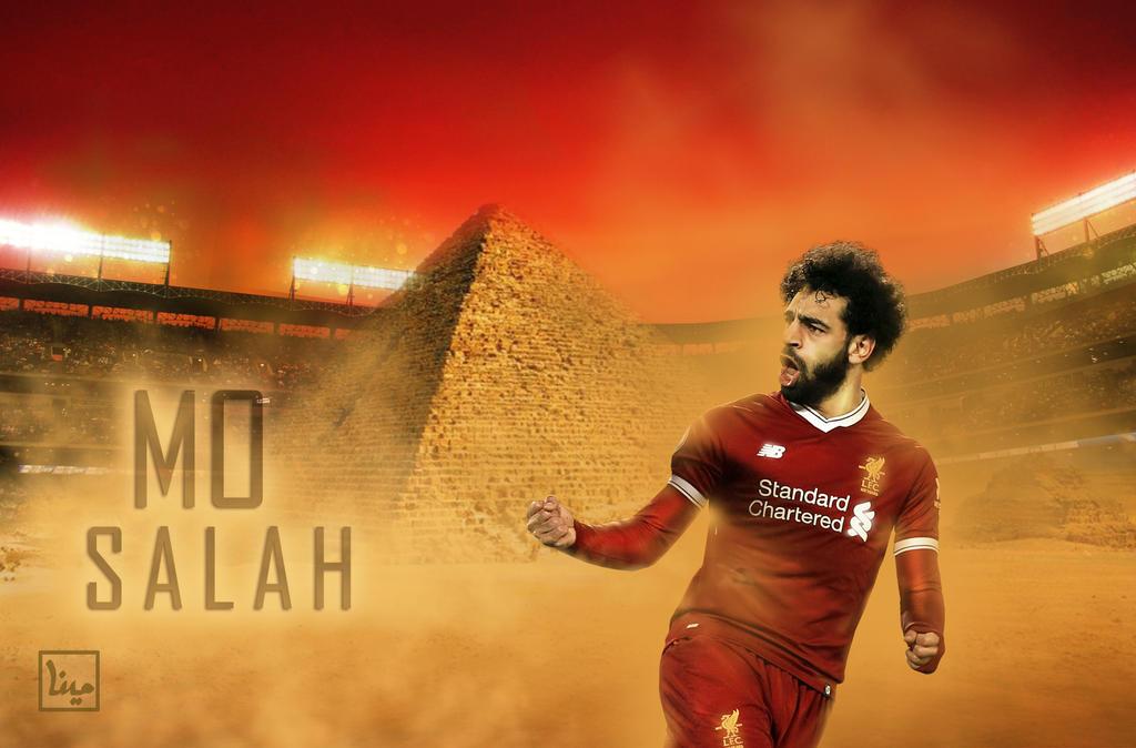 MO SALAH by mina0127