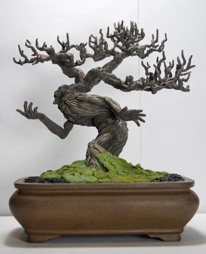 Bonsai Tree Ent by kgosselin on deviantART