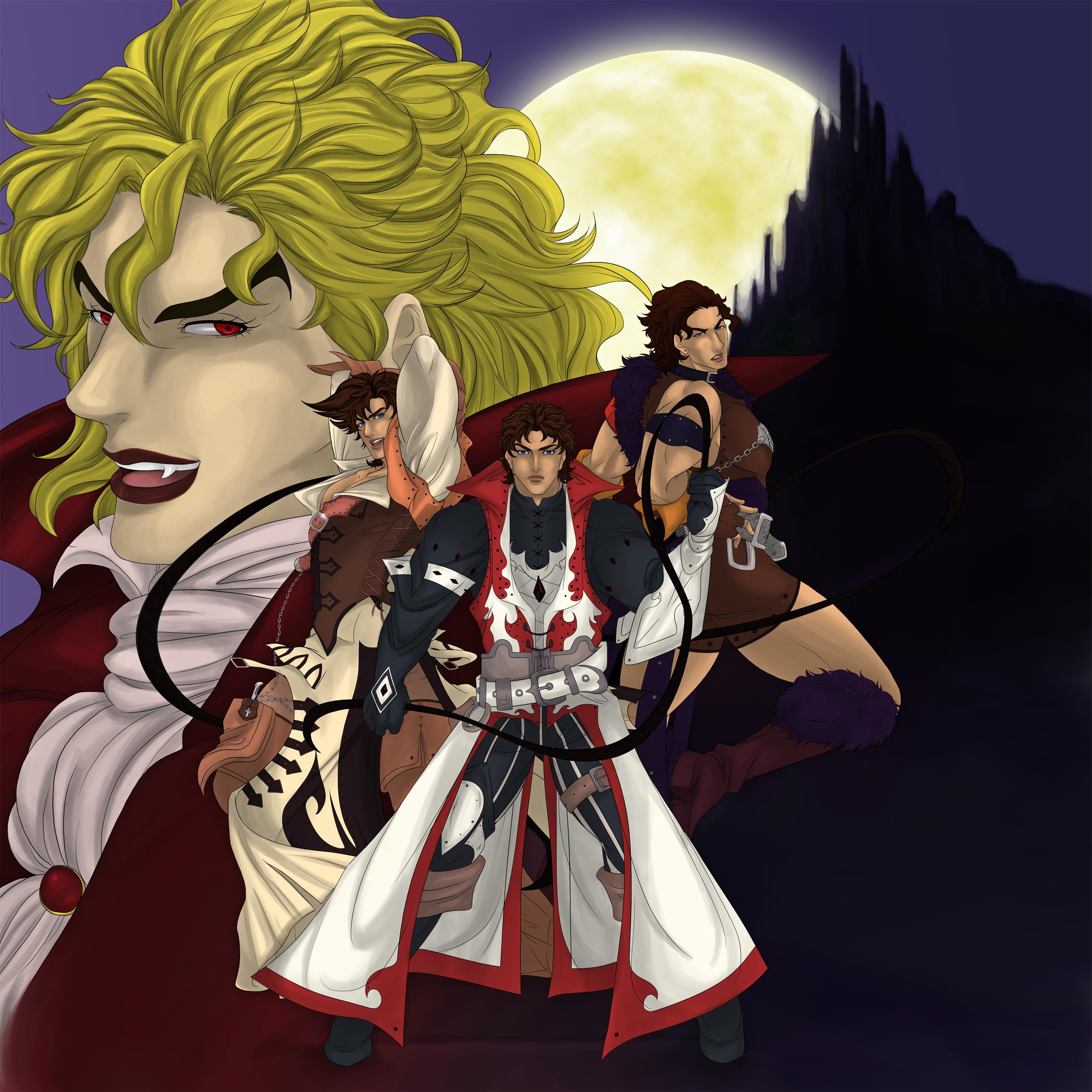 how to use alucard in dawn of sorrow