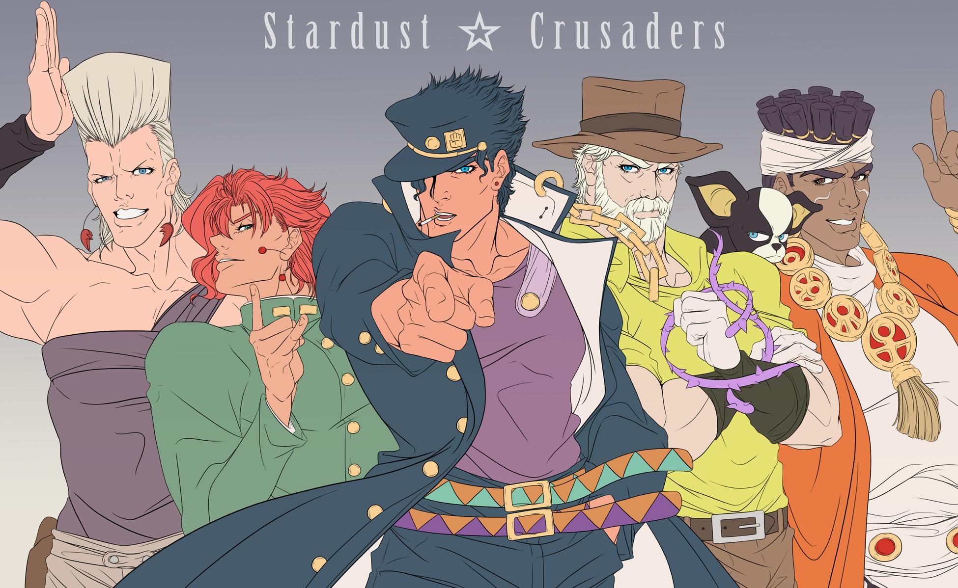 jjba stardust crusaders ending a relationship