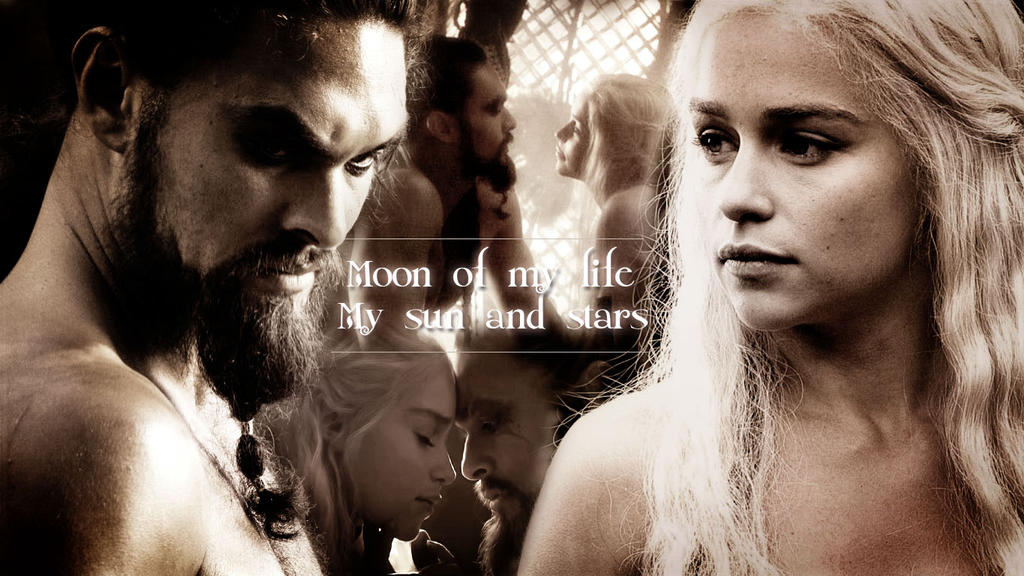 Game Of Thrones Daenerys And Drogo