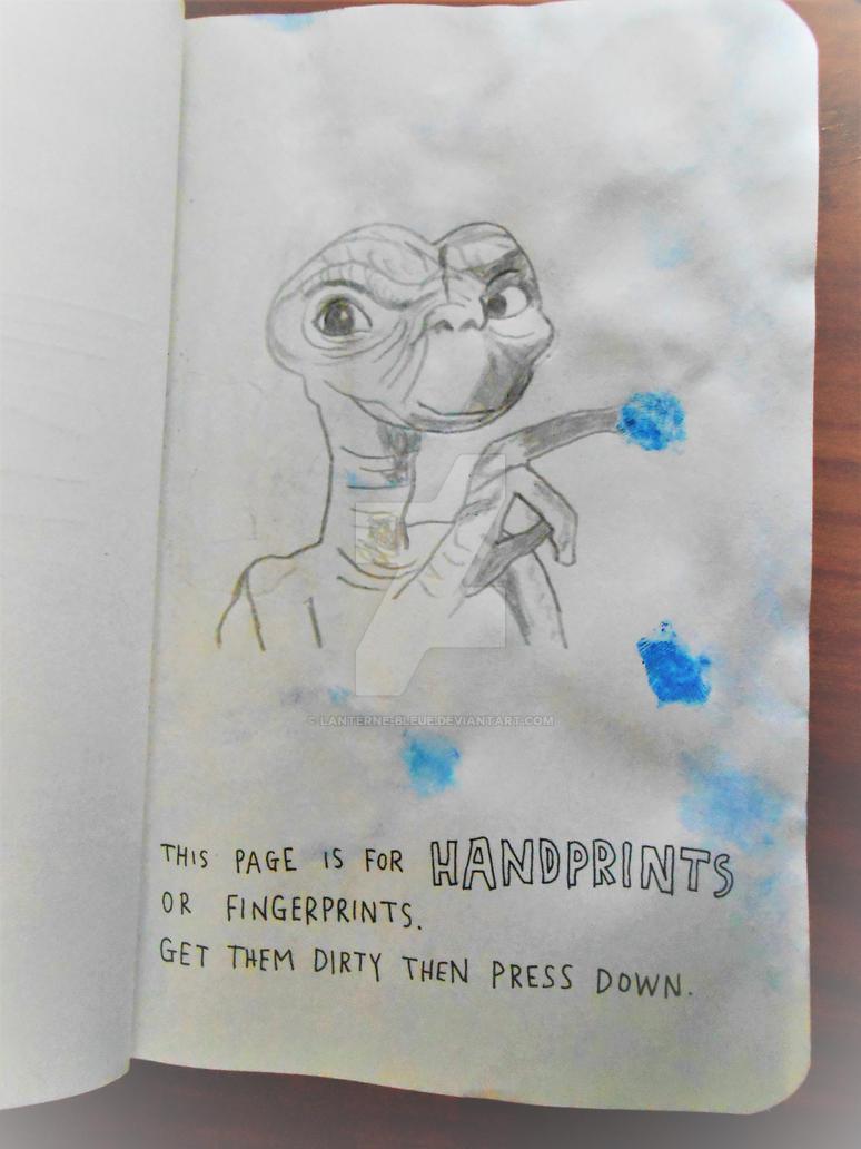 Wreck this journal by Lanterne-Bleue on DeviantArt