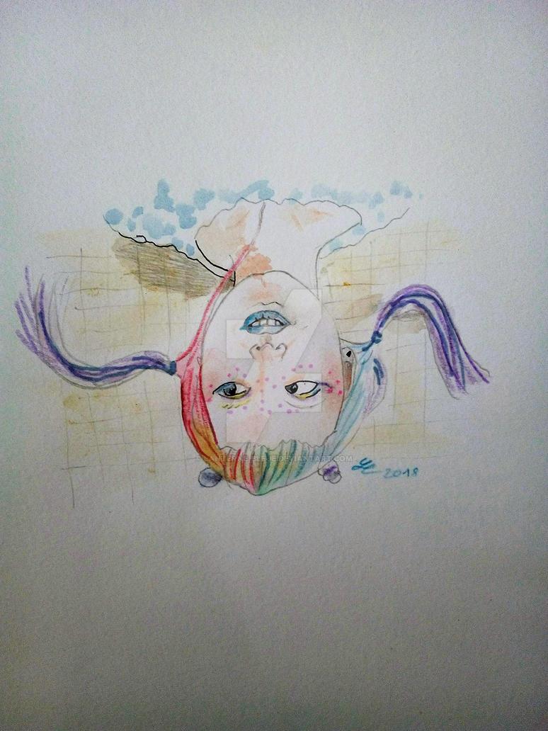 Fan art: HipstaLobsta by Lanterne-Bleue