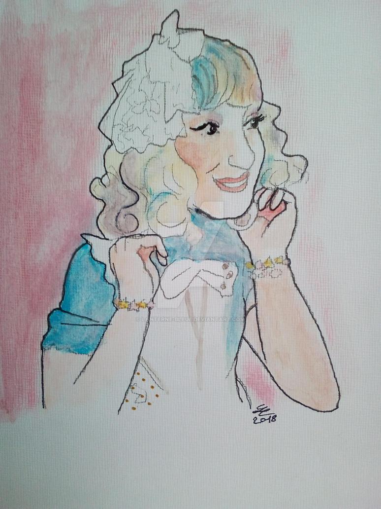 Fan art : Lovely Lor by Lanterne-Bleue