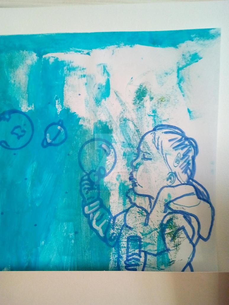 Blue by Lanterne-Bleue