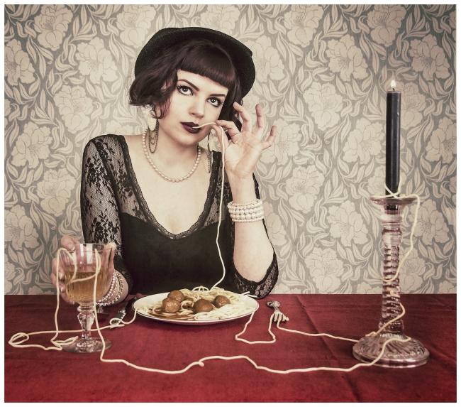 Dinner Is Ready by Hannah-Mariah
