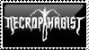 Necrophagist Stamp by Axiath