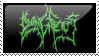 Dying Fetus Stamp by Axiath