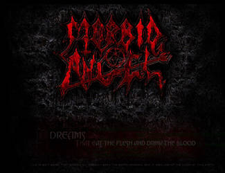 Morbid Angel Background 1 by ATEvangelist