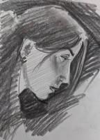 portrait by bsyana