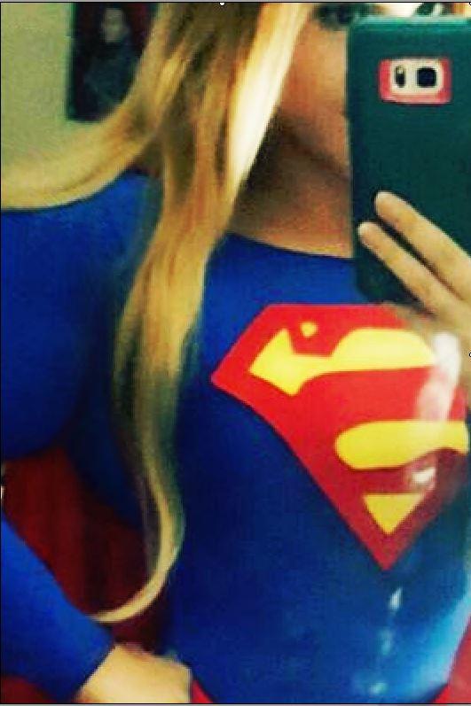 Super Selfie by SuperGirlStrength