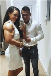 Date Night Selfie by SuperGirlStrength