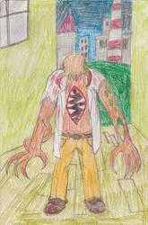 Headcrab Zombie Scientist