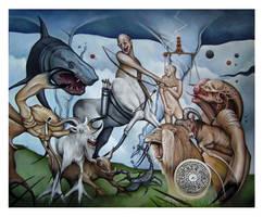 zodiac maniacs fin by imagist